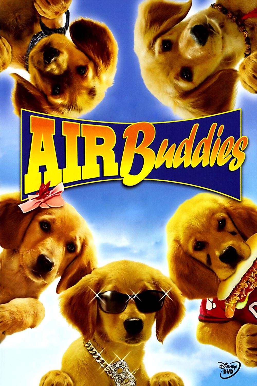 Air Buddies Air buddies movies, Walt disney movies, Dog