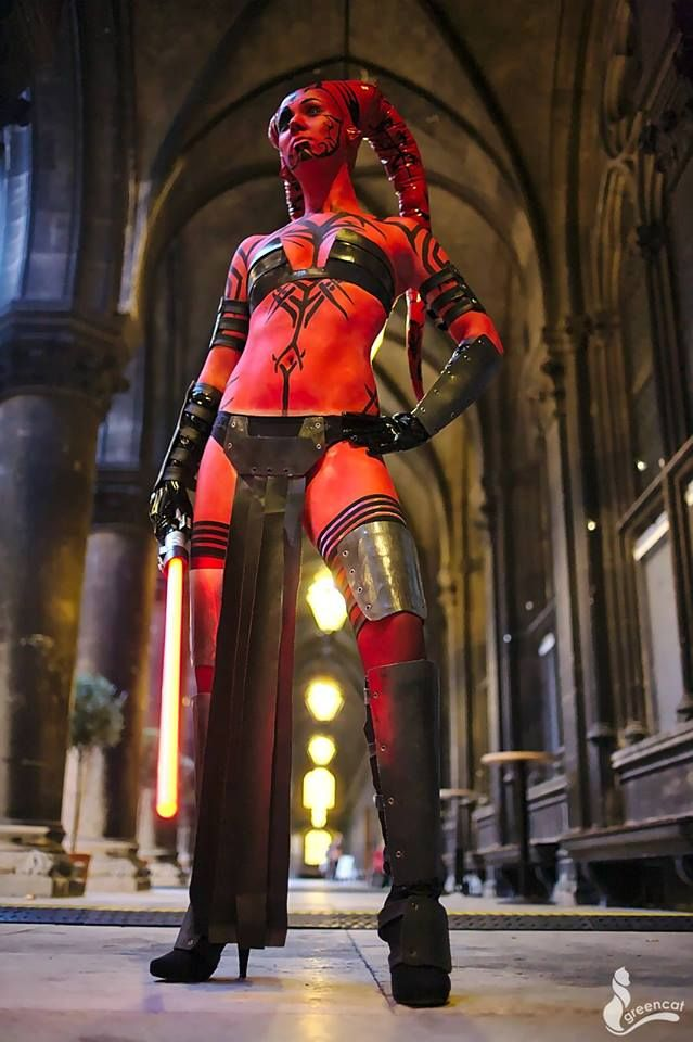 amazing darth talon cosplay from star wars 9 darth talon cosplays movie cosplays pinterest. Black Bedroom Furniture Sets. Home Design Ideas