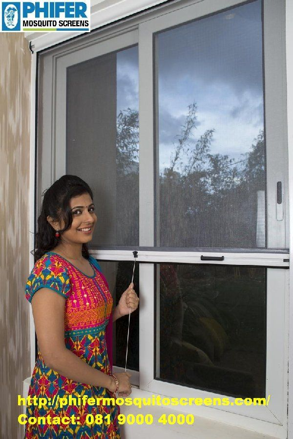 Mosquito Net From Phifer Usa Picture Mosquito Net Home Window Grill Design Windows