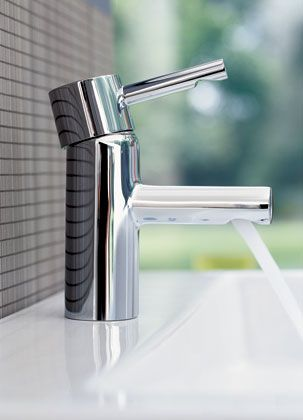 Another One Of My Favourite Taps By Grohe Smooth Stylish Design Enduring Quality German Precision Essence Basin Mixer Tap From