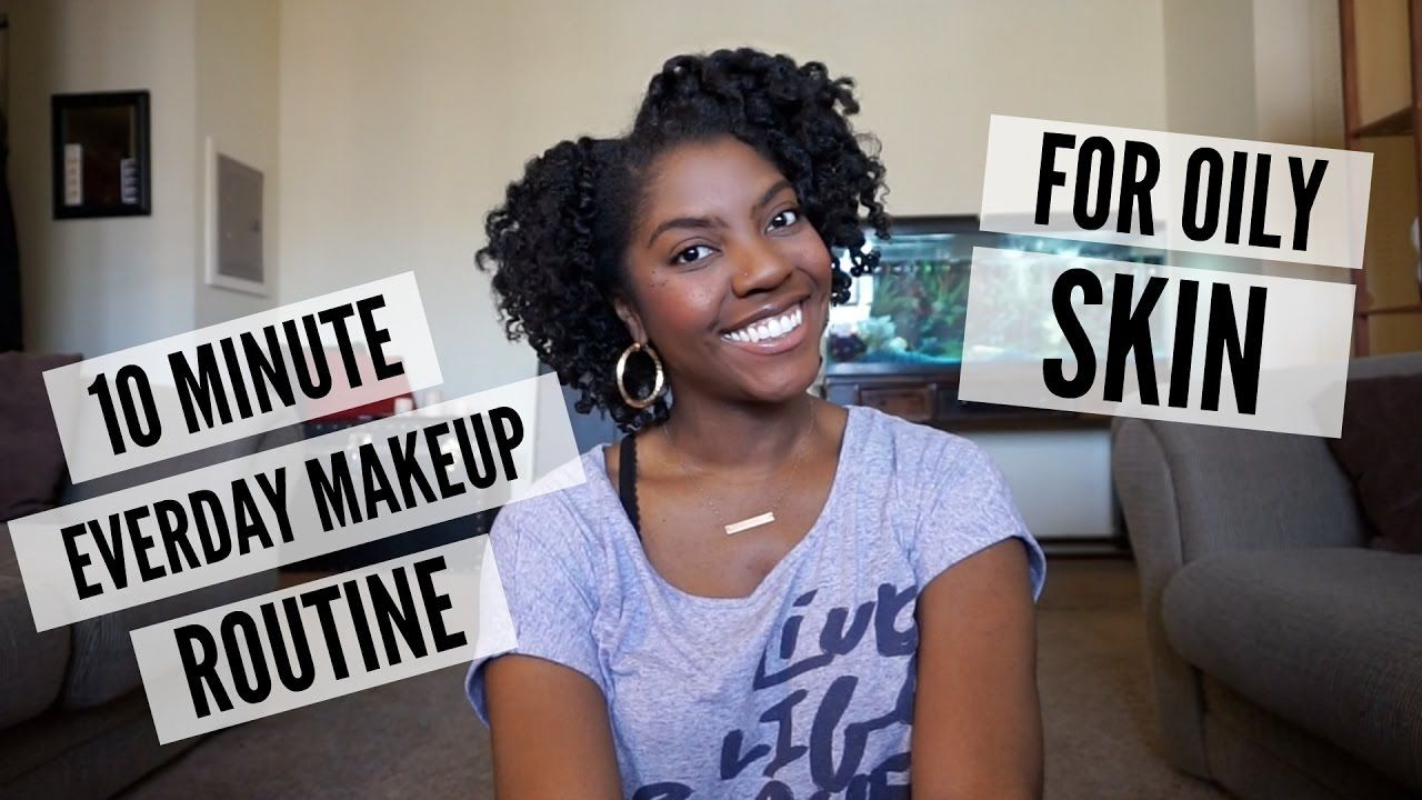10 Minute Everyday Makeup Routine using only Drug Store