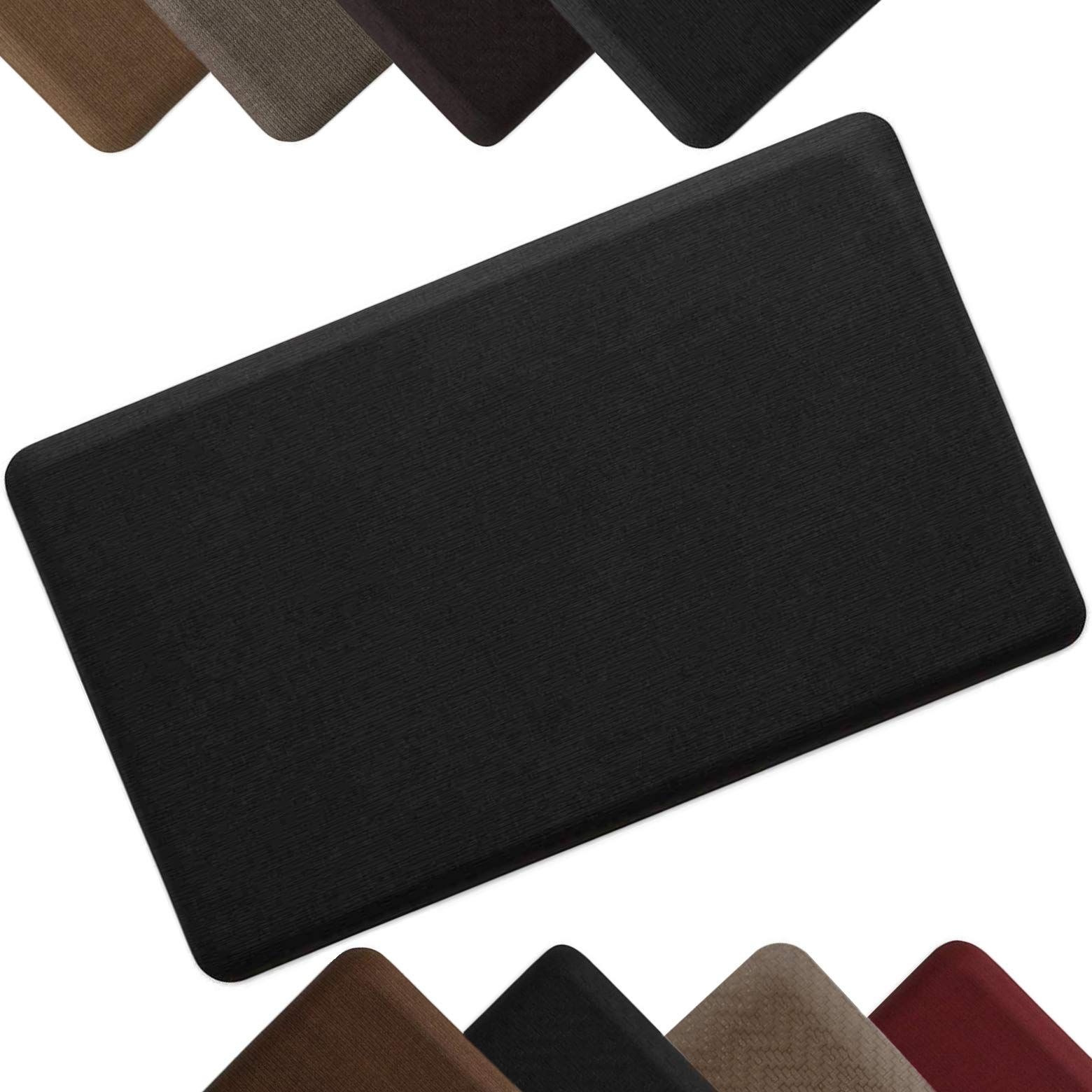 Newlife By Gelpro Anti Fatigue Designer Comfort Kitchen Floor Mat Stain Resistant Surface With 5 8a Thick Ergo Kitchen Mats Floor Kitchen Flooring Foam Core