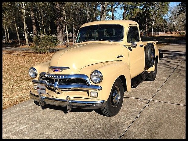 1954 Chevrolet 3100 Pickup Mecum Houston Classic Cars Trucks