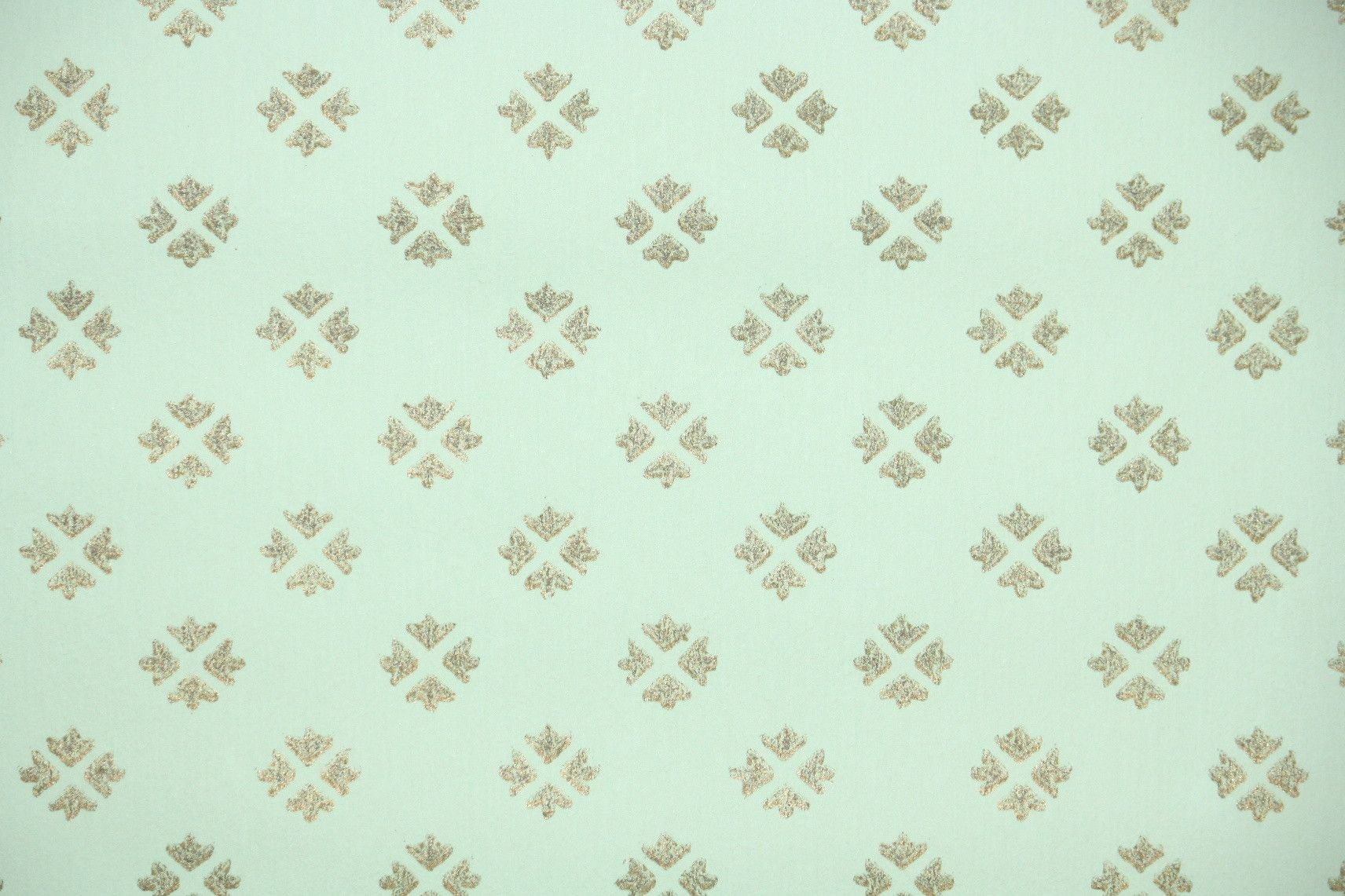 1940s Geometric Vintage Wallpaper From Hannah S Treasures