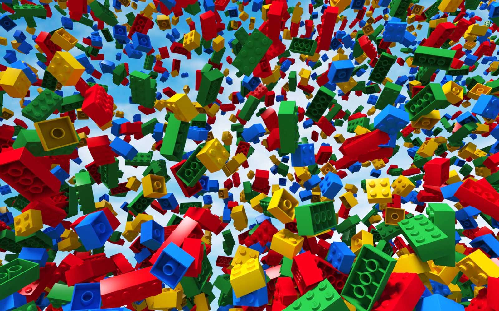 lego wallpaper that is cool probably a bit overwhelming
