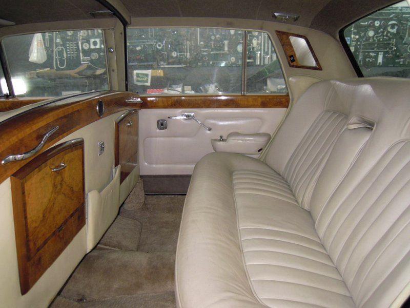 Rolls Royce Silver Shadow Long Wheelbase Rolls Royce Silver