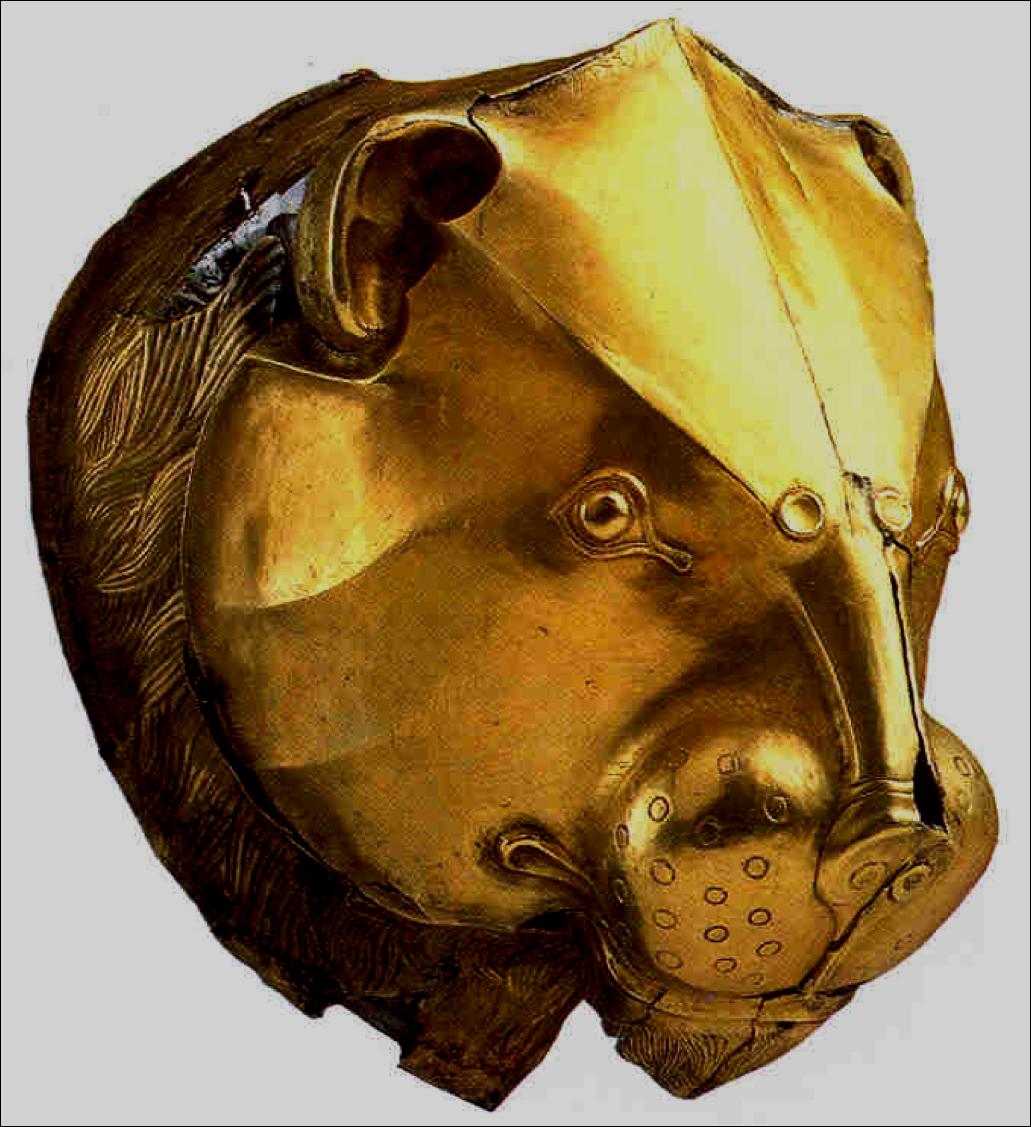Pin Op Animal Art