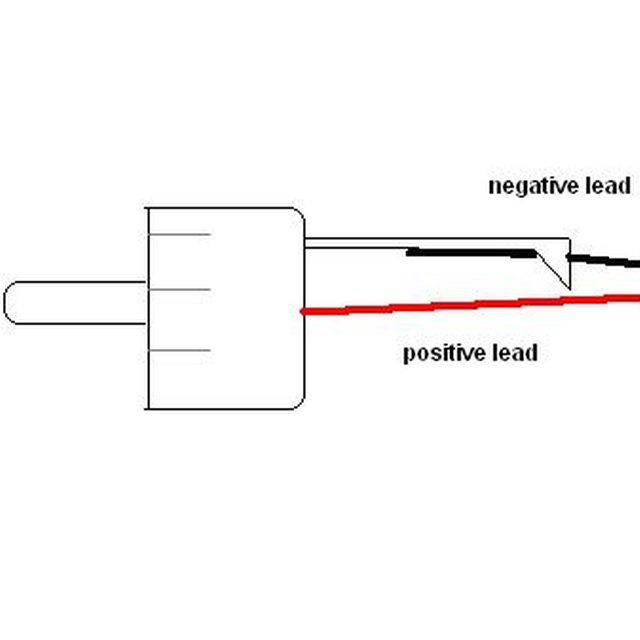 phono plug diagram