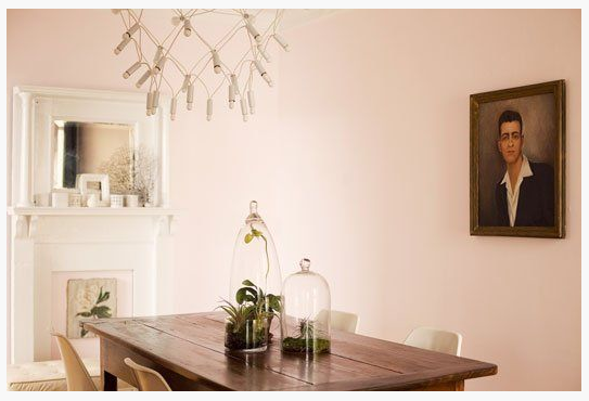 Best Setting Plaster By Farrow And Ball Pink Dining Rooms 400 x 300