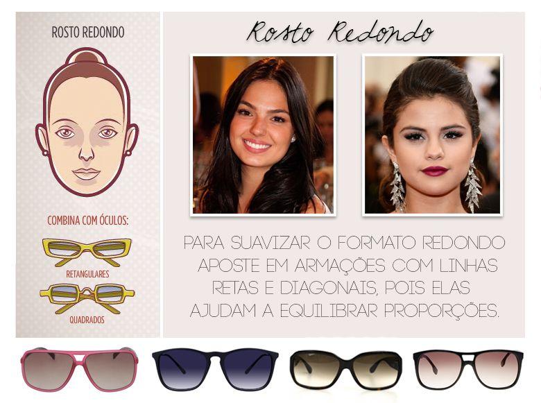Consultoria De Imagem Oculos Para Rosto Redondo Oculos Para
