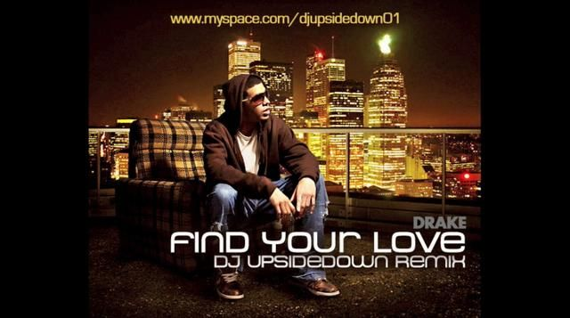 Drake Find Your Love - Will it be the look of love in your near future? find out - http://www.psychicinstantmessaging.com