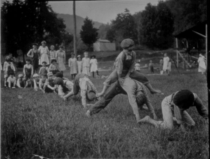 Image result for 1920 children playing football