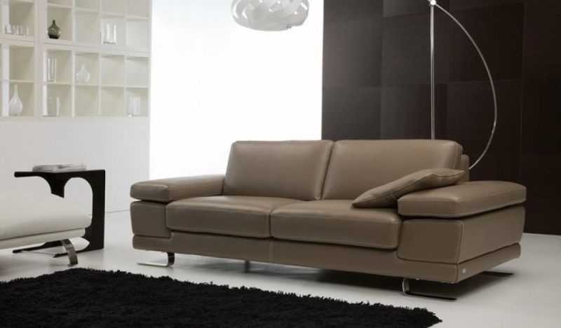 Image for Excellent Sofa Za Kona Fellini Italian Leather Sofa Modern ...
