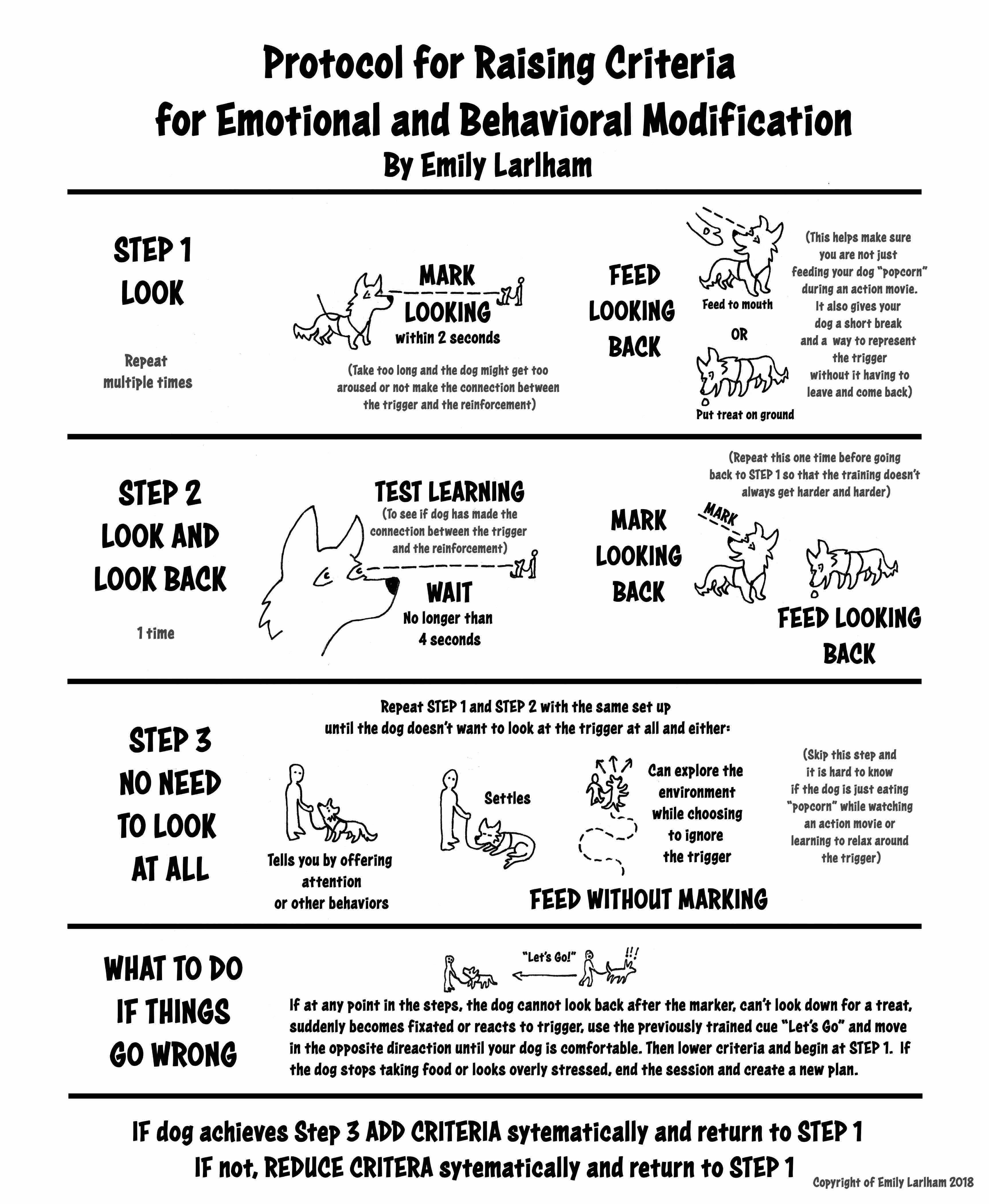 Dog Training Behavior Modification Protocol 2 Youtube Dog Training