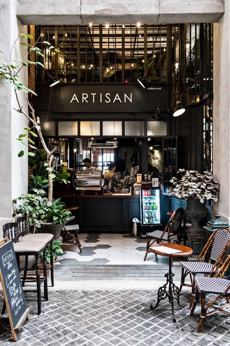 15 Best Cafes In Chiang Mai Coffee Lover S Guide Urban Pixxels In 2020 Cozy Coffee Shop Vintage Coffee Shops Cafe Interior Design