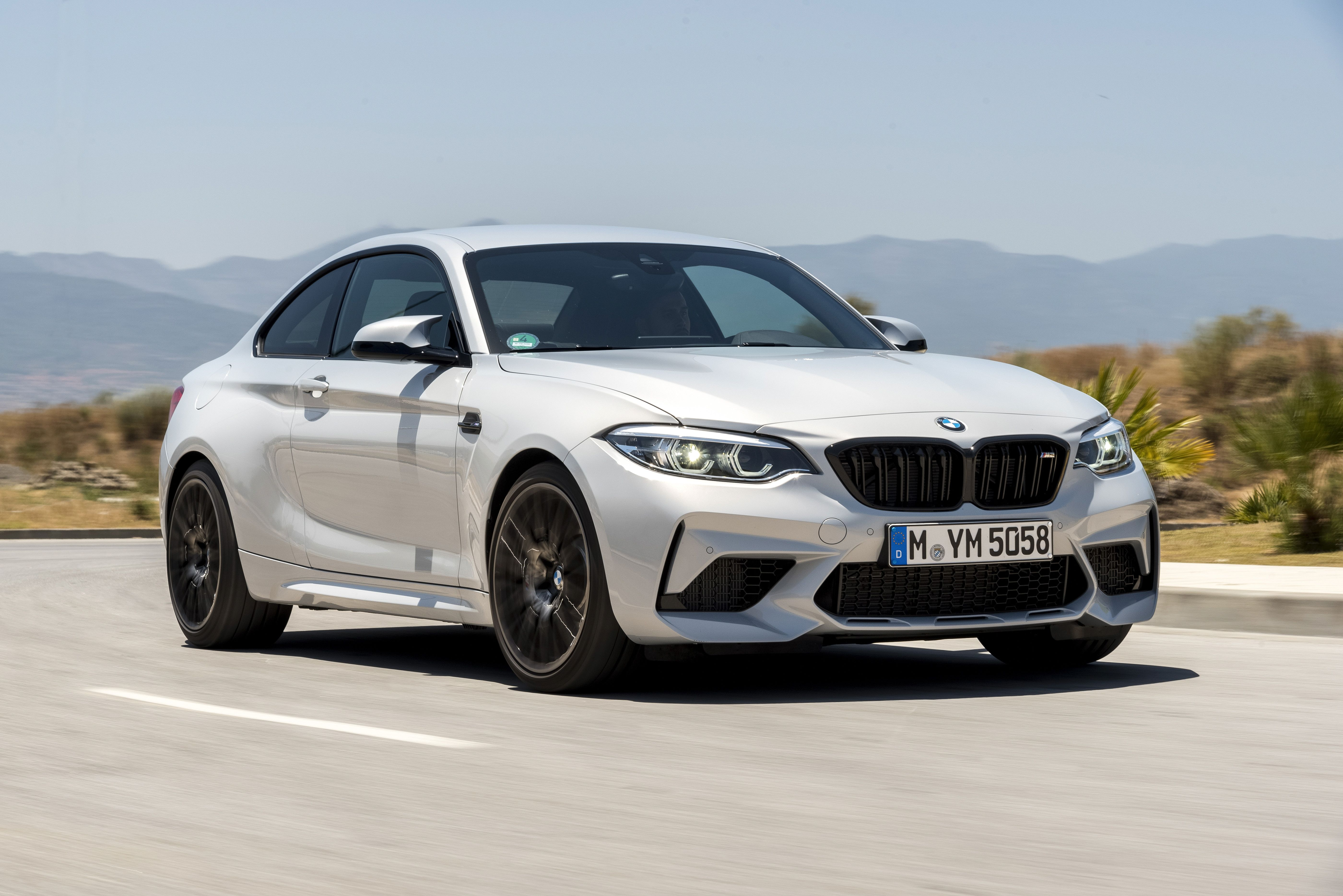 Bmw F87 M2 Coupe Competition Mperformance