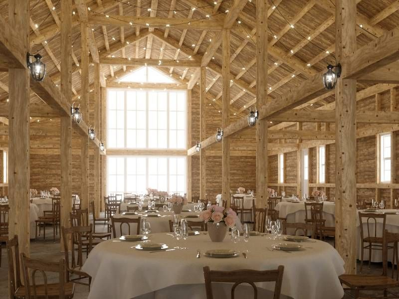 Nashville Area's New Barn Venue Cedarmont Farm Barn