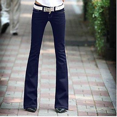 Seluar Jeans Bootcut - Jon Jean
