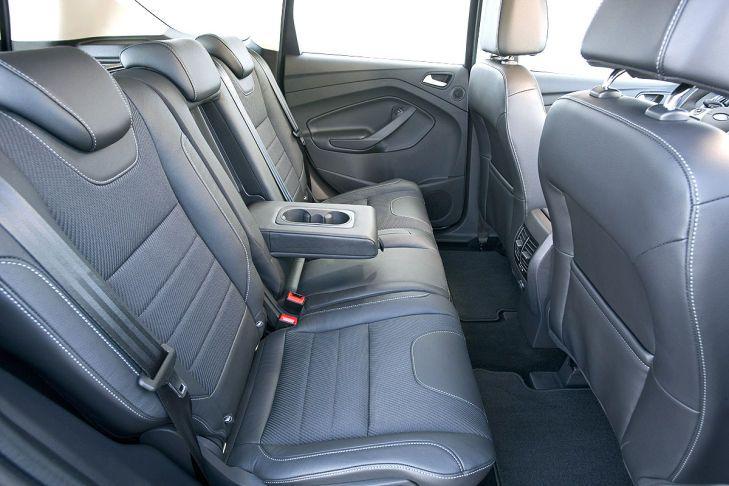 Interior rear seats ford kuga pinterest rear seat for Interior ford kuga