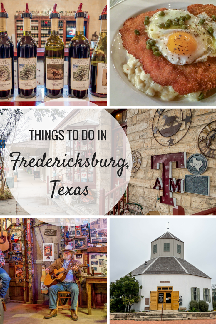 There are so many things to do in Fredericksburg, Texas. From wine tasting to learning about the town's history, a visit here makes for a great weekend.