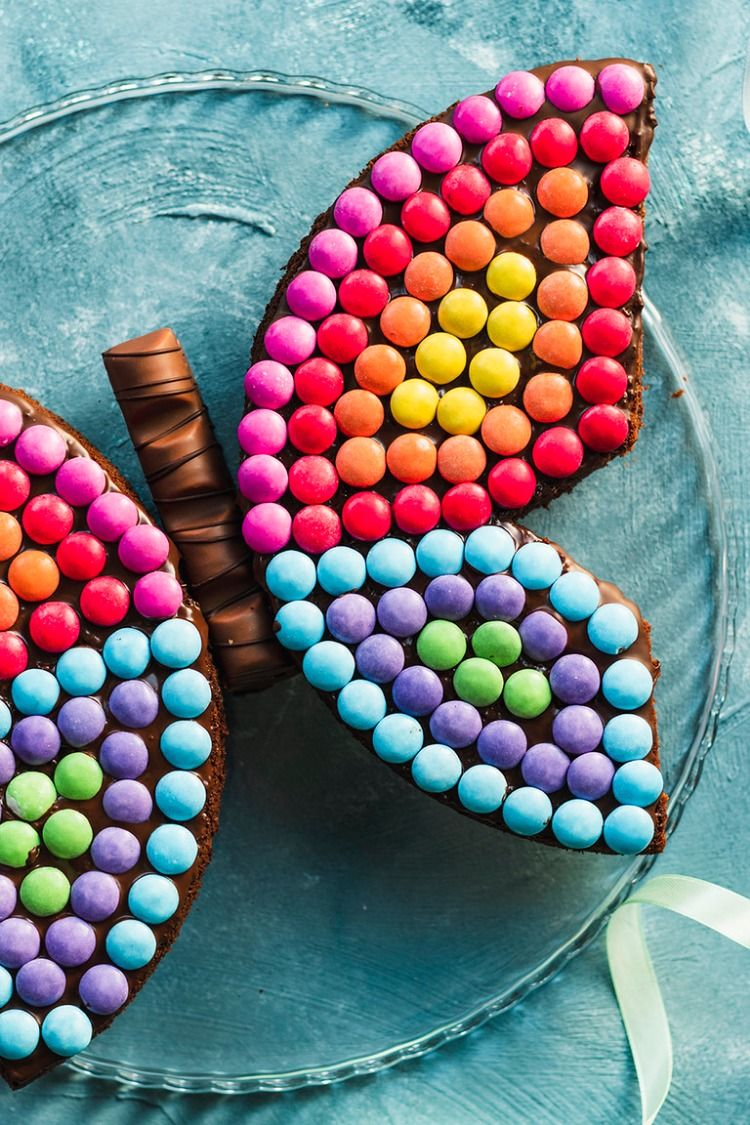 Schmetterlingskuchen #schokokuchen