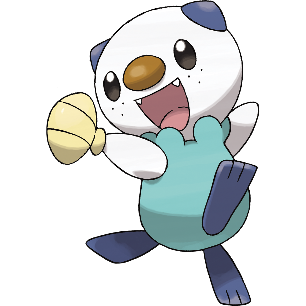 Oshawott 501 The Scalchop On Its Stomach Isn T Just Used For Battle It Can Be Used To Break Open Hard Berrie Pokemon Pokemon Black And White Black Pokemon