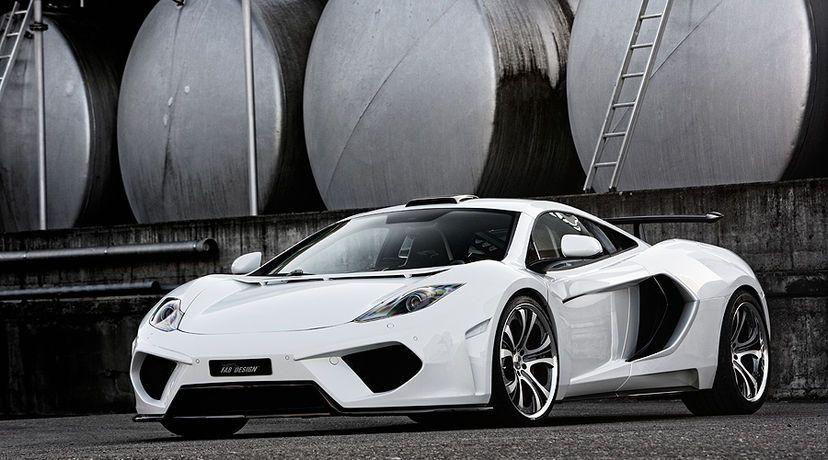 fab design mclaren mp4-12c terso body kit | custom supercars | super