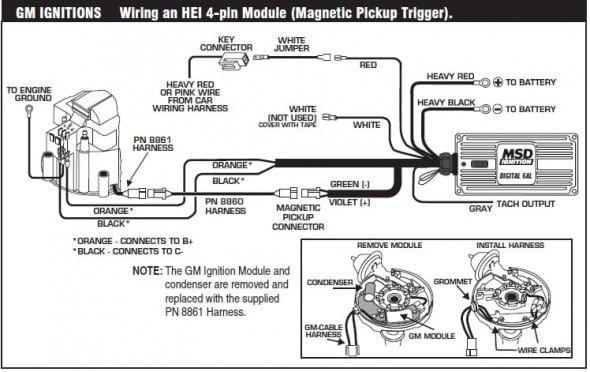 Msd 6a Wiring Diagram di 2020