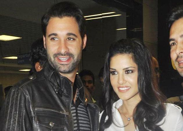 Now, Mr Sunny Leone also wants a shot at filmy fame