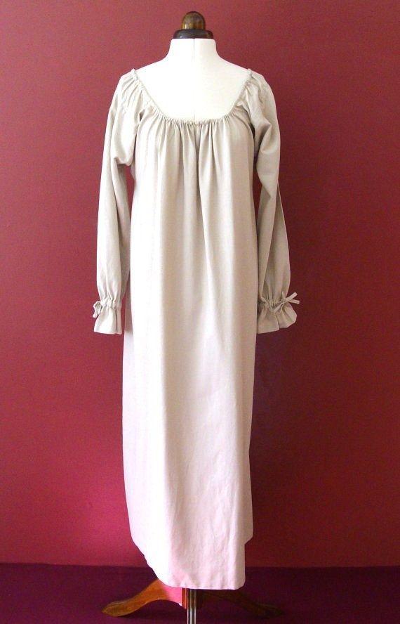 Regency Night Dress  89a715030