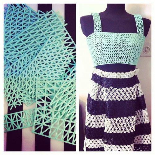Afbeeldingsresultaat voor 3d kleding