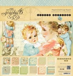 Little Darlings is the perfect collection for the bundle of joy in your life! #graphic45