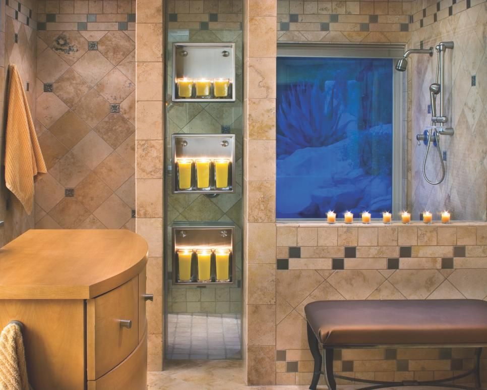 Redo Your Bath Style Spaces Southwestern Tile And Tubs Gorgeous Bathroom Remodel Tucson Style