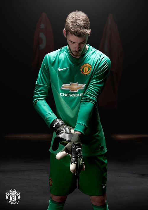 competitive price 68304 e3af0 david de gea new kit | Sports | Manchester united ...