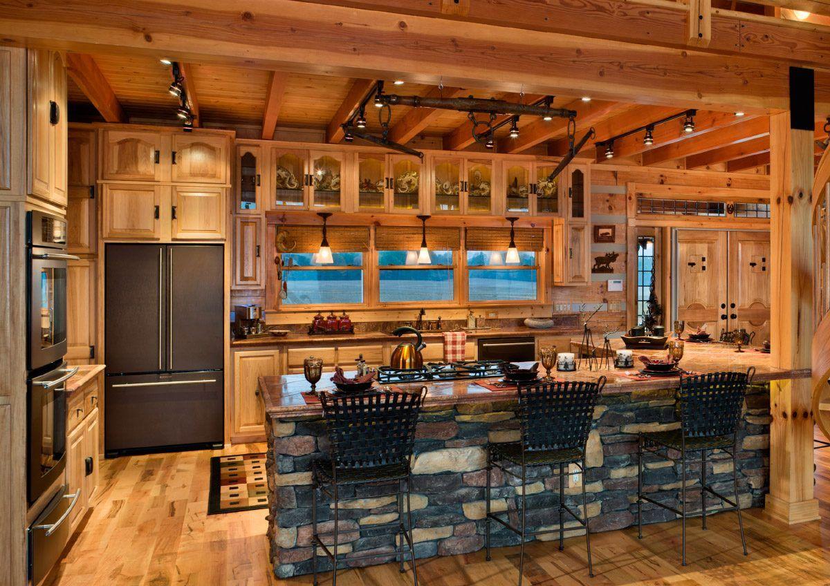 Decorar cocinas rústicas | Ideas para el hogar | Pinterest | Cocinas ...