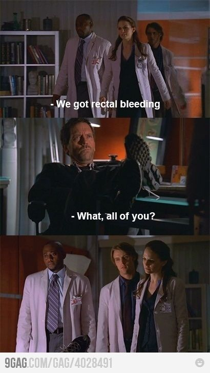 Just House Being House House Md Quotes House Md Dr House
