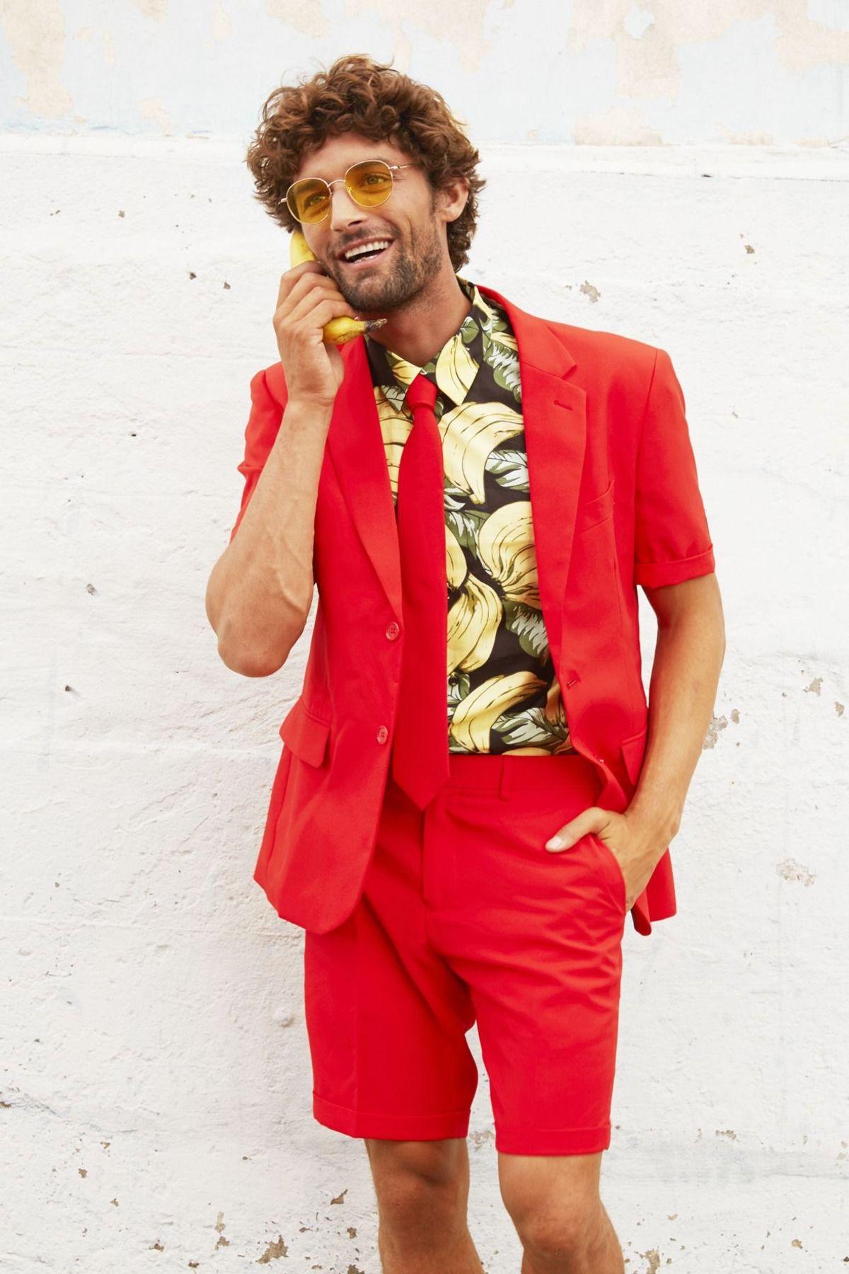 Anzug im Sommer tragen Welcher Herren Sommeranzug