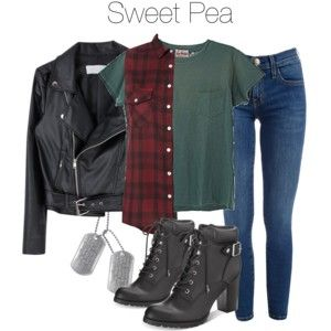 Sweet Pea Riverdale Fashion Favs 11 Pinterest Fandom Clothes And Inspired Outfits