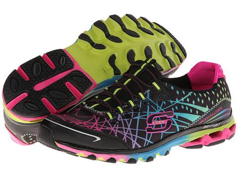 SKECHERS Chill Out Elation Black/Multi