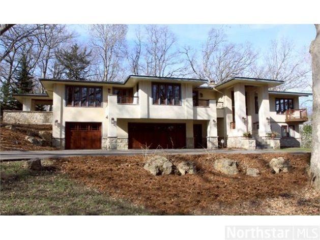 Prairie Style Home Edina Mn Luxury Realestate Prairie Style Houses Prairie House House Styles