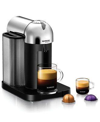 Nespresso Vertuoline Single Serve Brewer Espresso Maker Coffee