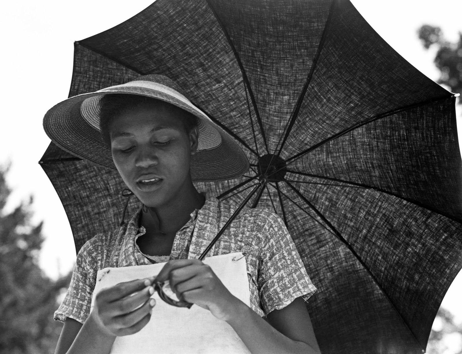 Dorothy lange louisiana negress 1937