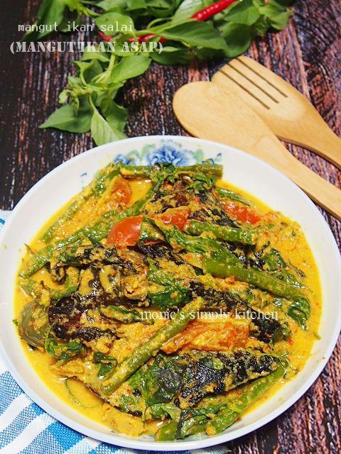 Mangut Ikan Salai Resep Makanan Resep Masakan Resep Masakan Indonesia