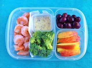 El lunch perfecto para llevar a la oficina camarones for Comida oficina