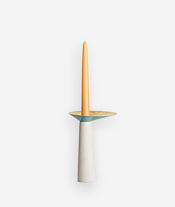 Asymmetrical Candle Holders