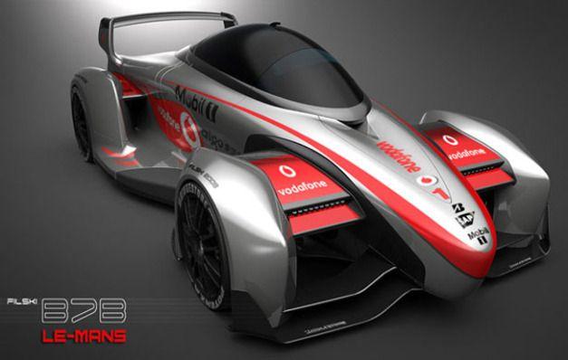 Best Super Car B7 Electric Super Race Car Design By Filip Tejszerski Racing Car Design Super Cars Race Cars