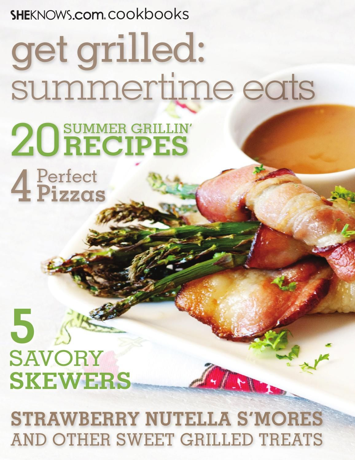 When you're ready to fire up the grill check out our collection of delicious recipes from grilled vegetables and grilled kabobs, to grilled salmon and more.