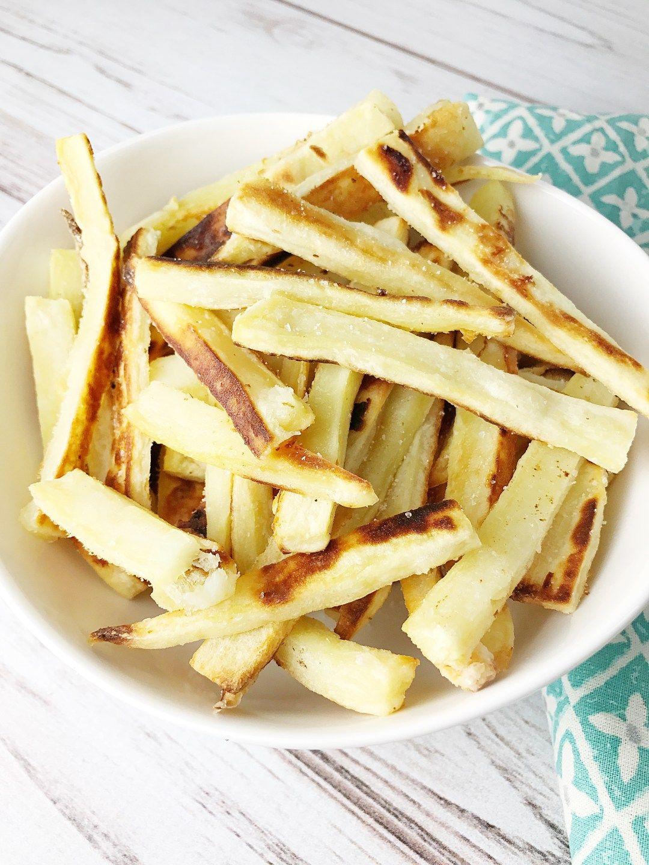 Baked White Sweet Potato Fries Recipe White Sweet Potato