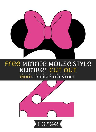 Minnie Mouse Party Invitations Templates Free