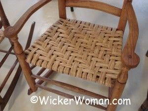 How To Identify Woven Chair Seat Patterns Woven Chair